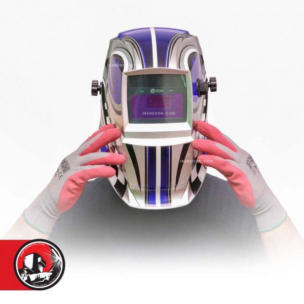 ماسک جوشکاری اتوماتیک ادون