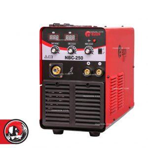 دستگاه جوش اینورتر co2 تکفاز صنعتی ادون مدل NBC-250
